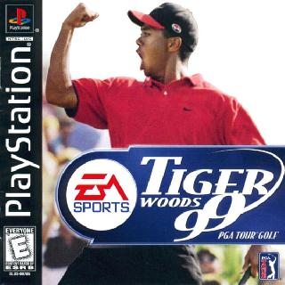 Screenshot Thumbnail / Media File 1 for Tiger Woods  PGA Tour Golf `99 [U]
